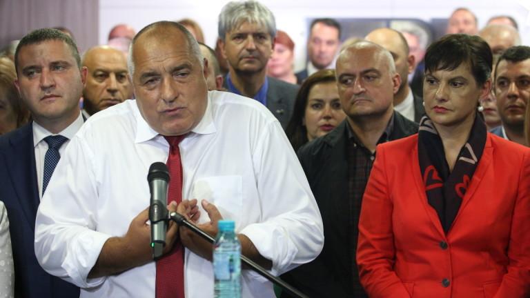 24 часа Борисов за 7-те фронта срещу ГЕРБ: Няма да