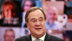 Армин Лашет е избран за наследник на Меркел в ХДС