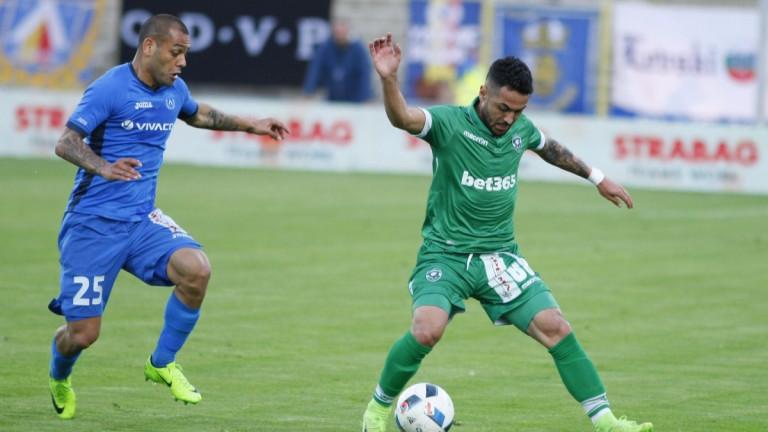 Вандерсон - между Лига 1 и Суперлигата