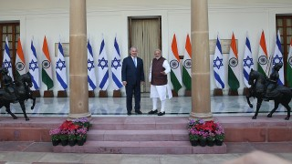 Израел и Индия тръгват по пътя към споразумение за свободна търговия