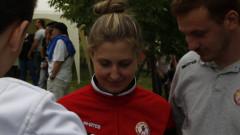 Теодора Вутова спечели бронзов медал от Европейската купа по фехтовка