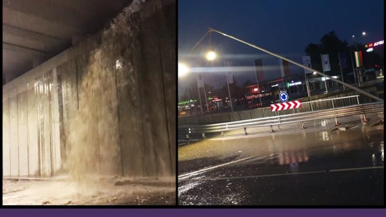 Има или няма щети по инфраструктурата във Варна?
