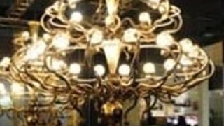 Направиха лампион за 180 000 евро