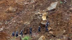 Десетки погребани живи от кално свлачище в Шри Ланка