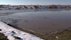 Язовирите в Хайредин са в предаварийно състояние от години