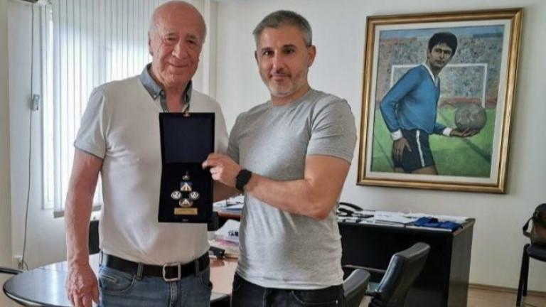 Кирил Ивков на 75: Символът на спортсменството