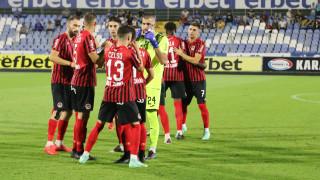 Локомотив (София) е на 1/8-финал за Купата на България след минимален успех над Левски (Лом)