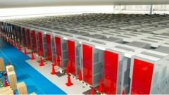 Най-мощният суперкомпютър в света вече над 4 пъти по-бърз от конкуренцията