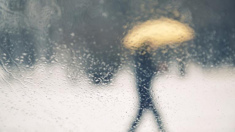 Облачно, дъждовно, застудява