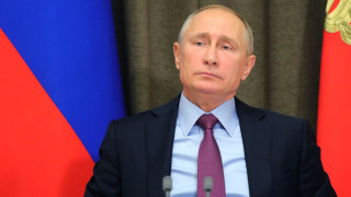 Путин подписа указ за чуждестранните агенти