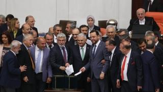 Турският парламент прие конституционната промяна за отнемане на депутатски имунитет