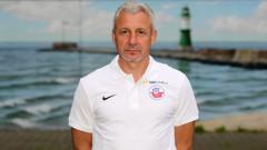 Павел Дочев може да се прости с работата си в Ханза (Рощок)