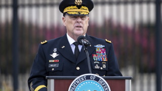 Генщабът на САЩ: Даваме клетва пред Конституцията, не пред крал, тиранин или диктатор