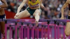Сали Пиърсън смачка конкуренцията на 100м с препятствия