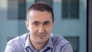 """Христо Цветков е определен за директор """"Стратегия и трансформация"""" в Теленор"""