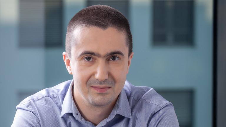 Теленор България определи Христо Цветков за директор