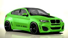 LUMMA Design преработи BMW X6