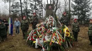Вицето Йотова почете трагичното безсмислие на смъртта на шестте ястребинчета