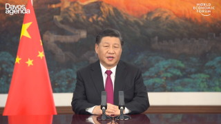 Китай предупреди световните лидери в Давос да не започват нова студена война