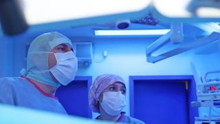 ВМА извърши една от най-сложните операции в коремната хирургия