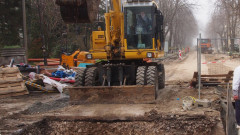Напрежение в петричко село заради премахване на канализация