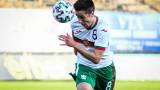 България (21) - Уелс (21) 0:4 (Развой на срещата по минути)