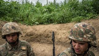 Двама убити при сблъсъци между Азербайджан и Армения