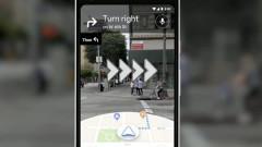 Google променя Maps с AR функции