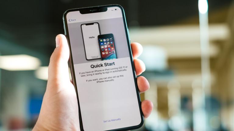 $40 милиарда за приложения за смартфон са похарчили потребителите за половин година