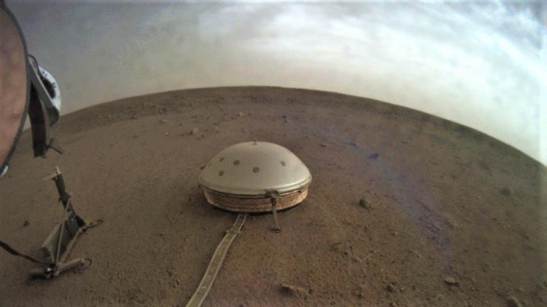 НАСА засече 21 марсотресения на червената планета