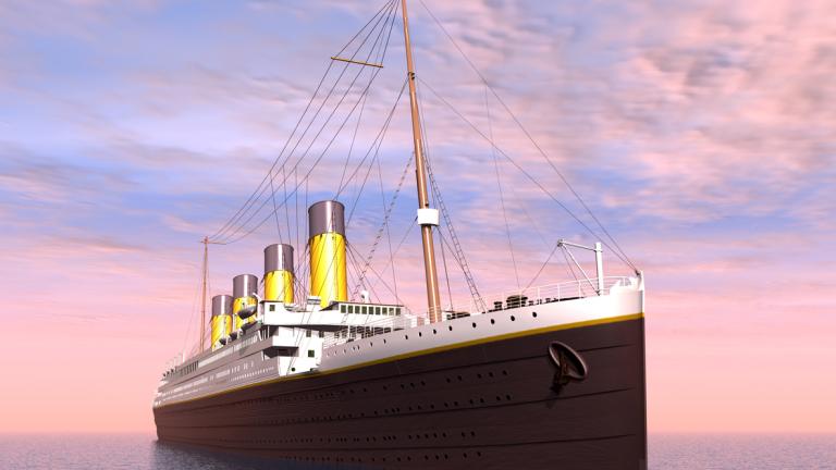 Снимка: Австралиец инвестира $500 милиона в Титаник II, който ще отплава през 2022-а