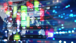 Почти половината от най-големите акции в Европа навлязоха в мечи пазар