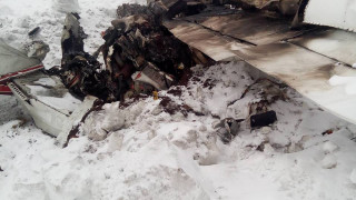 Връщат у нас телата на загиналите при авиокатастрофата в Македония