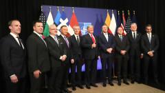 Радев вижда бъдещето на НАТО като съюз между партньори, не като пазар
