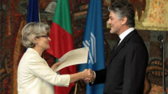 "Теодосий Спасов бе обявен за ""Артист на ЮНЕСКО за мир"""