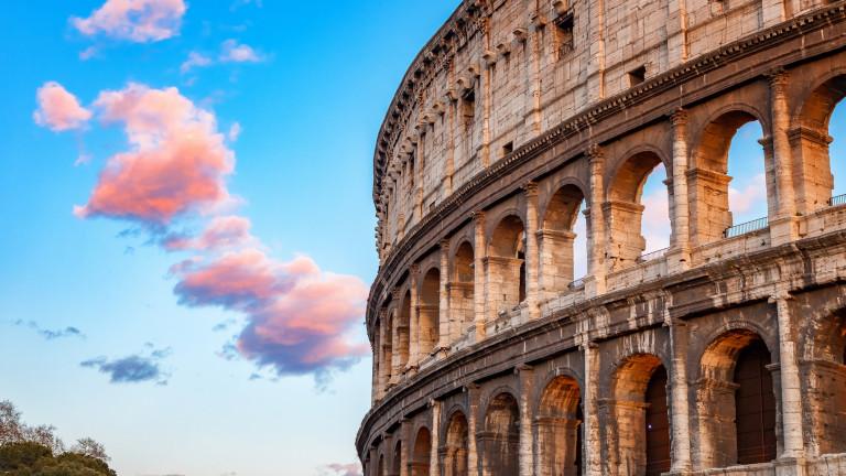 Рим без пари