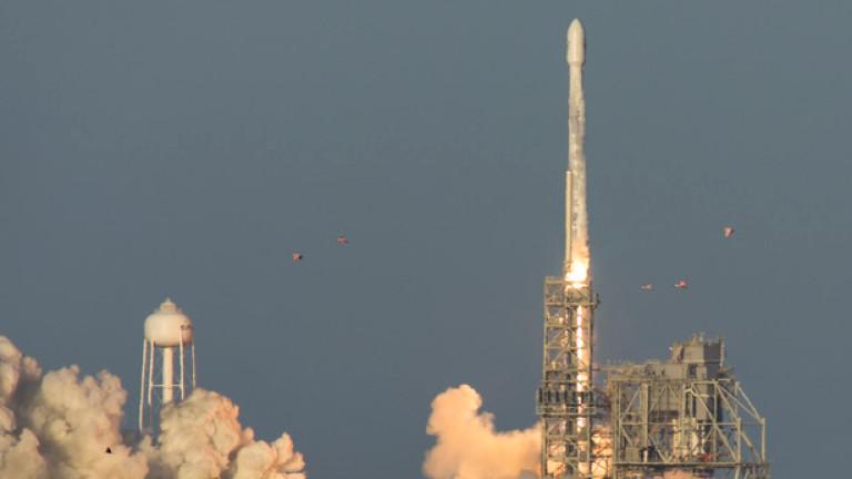 Китай се противопоставя на милитаризацията на космоса
