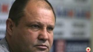 ЦСКА поздрави рожденика Петър Лесов