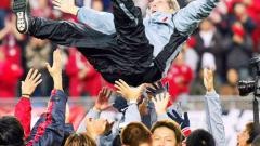 Кашима Антлърс за втори пореден път стана шампион