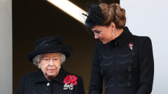 Момичето, което впечатли Кейт и кралицата