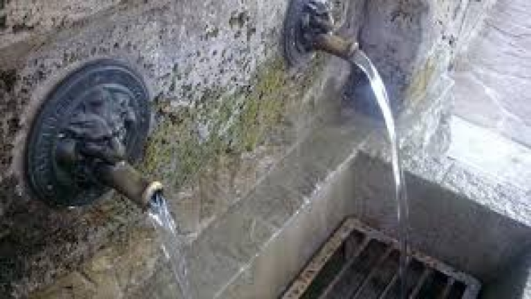 """Откриха ешерихия коли във водата на прочутата чешма на """"Предела"""""""