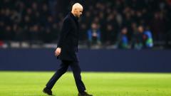 Треньорът на Аякс: Шефът на Реал в защита го няма и това е огромен удар по тях
