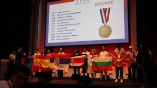 Отборът ни по химия спечели 4 медала в Париж