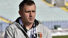 Бруно Акрапович съсипа играчите на Локомотив (Пловдив)