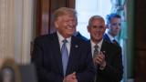 """Тръмп за Сирия: САЩ приключи с безкрайни войни, не са """"балъците"""" на Европа и НАТО"""