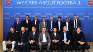 Водещи треньори с предложение до УЕФА
