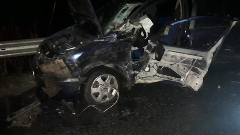 Трима пострадали при тежък инцидент между Разлог и Белица