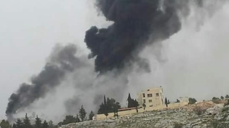 Силите на Асад хвърлили 13 000 варалени бомби през 2016 г.