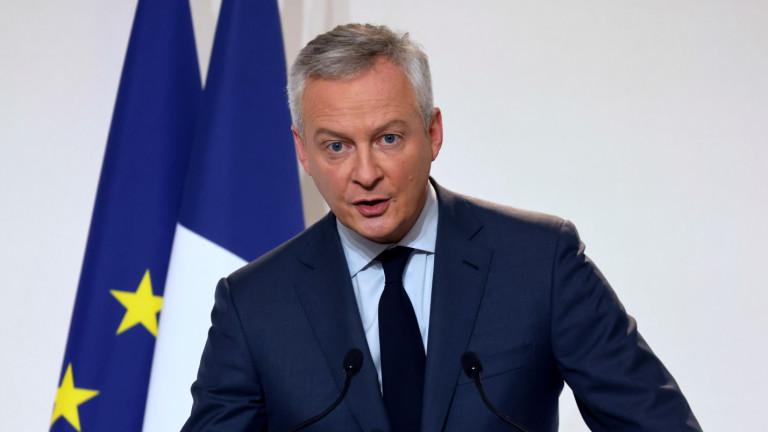 Франция убедена: Великобритания ще бъде най-големият губещ от Брекзит