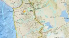 Земетресение 6,3 по Рихтер разлюля Северно Чили